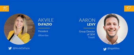 Akvile DeFazio - PPC Hero Top 25 2020